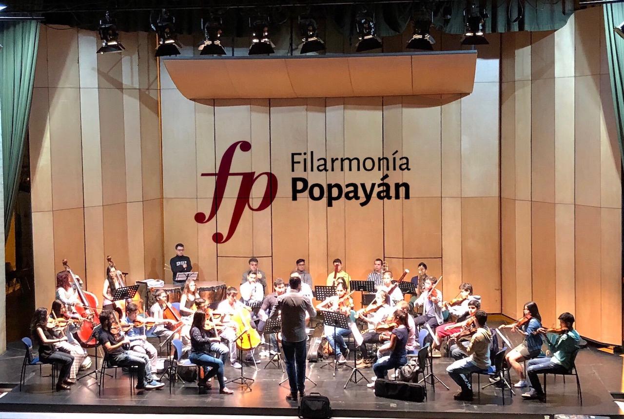 Filarmonía Popayán