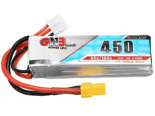 GNB 2s 450mah 80c - XT30