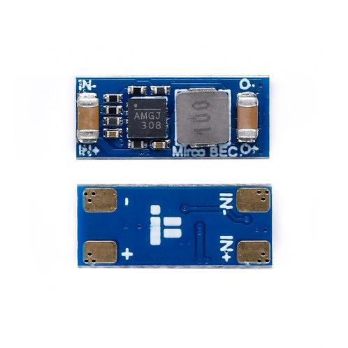Micro 3-6S 5v 2A BEC Step Down Voltage Regulator