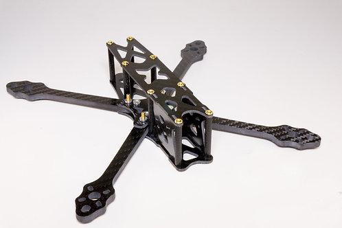 Johnny 220mm Quadcopter Frame - Gold Screw Ed. (Clone)