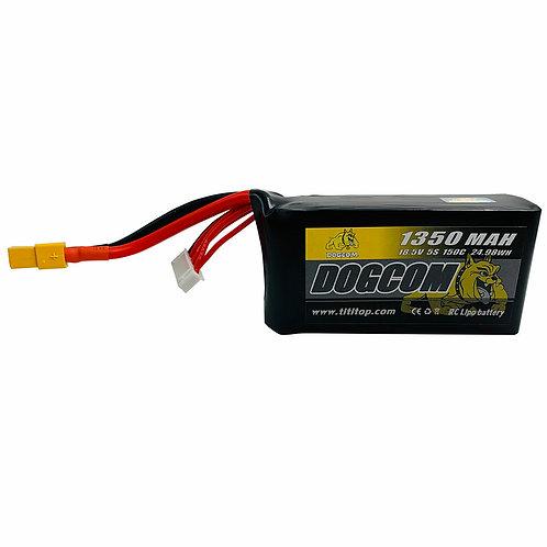 Dogcom 4s 1350mah 150c