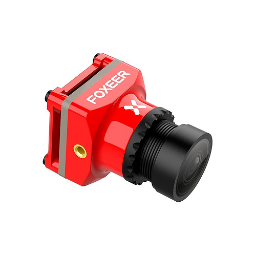 Foxeer Mix 1080p 60fps Super WDR Mini HD FPV Camera - RED