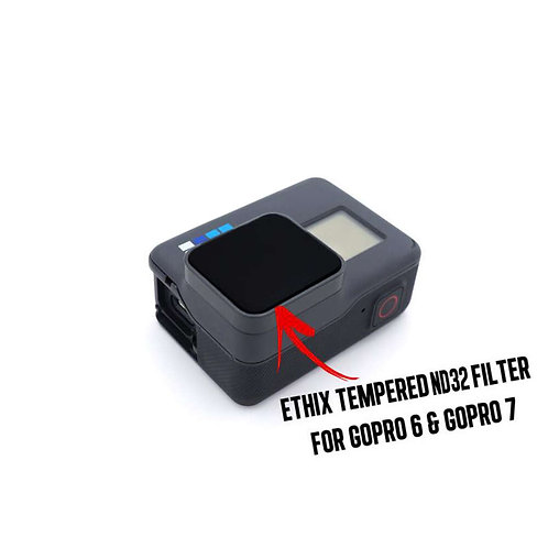 Ethix Tempered Glass ND32 Filter for GoPro Hero 6 & 7