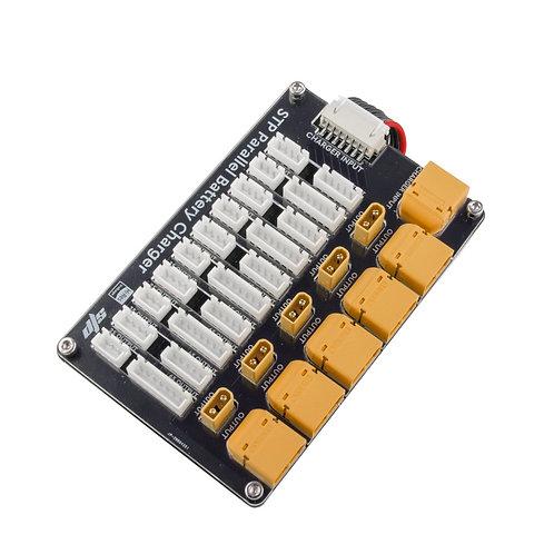 RUSH STP XT30/XT60 Parallel Balance Charging Board (2-6s)