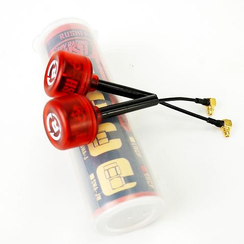 1pc Rush Cherry Antenna 90deg MMCX - RHCP