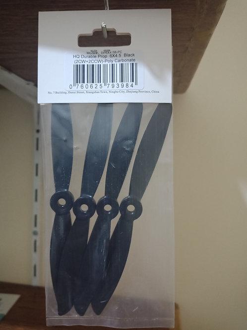 HQProp 6x4.5x2 V1S Black