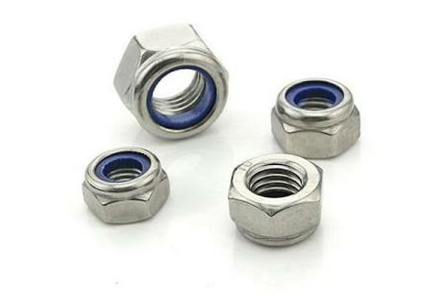 M5 Stainless Steel Nut