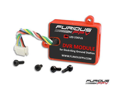 FuriousFPV High Performance DVR Module For Dock-King