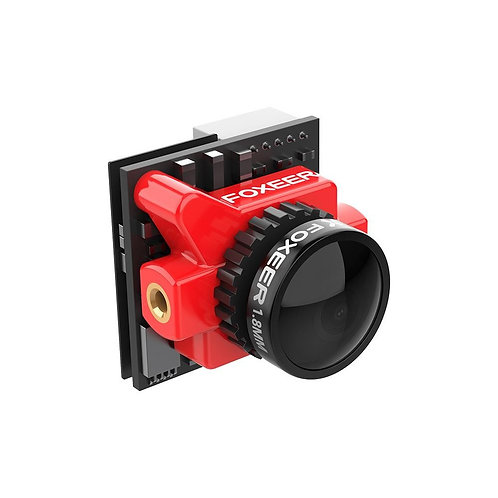 Foxeer Falkor Micro 1200TVL 1.8mm FPV Camera Red