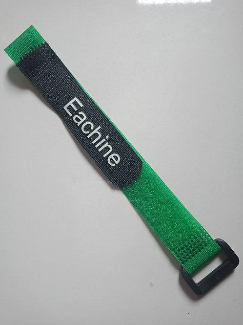 Eachine Lipo Strap Green
