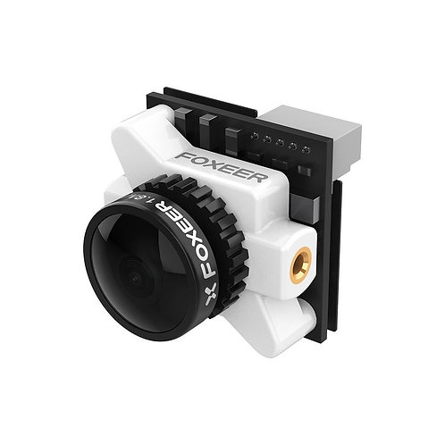 Foxeer Falkor Micro 1200TVL 1.8mm FPV Camera White