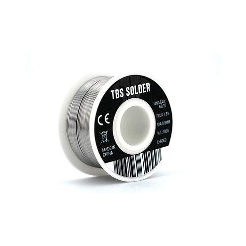 TBS Solder Lead 100g
