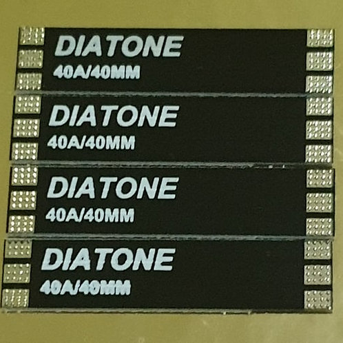 Diatone 40A Extension Plate 40mm