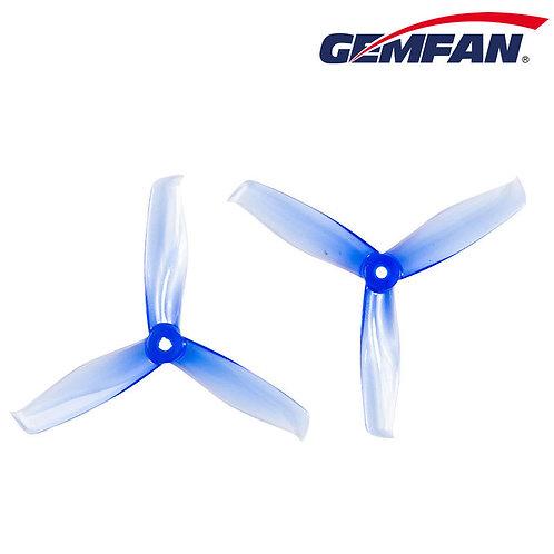 Gemfan Hulkie 5055S Propeller Clear Blue