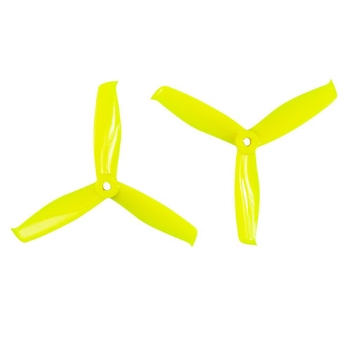 Gemfan Hulkie 5055S Propeller Lemon Yellow