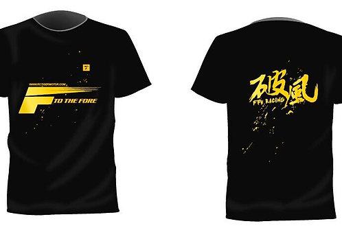T-Motor Shirt Black XL