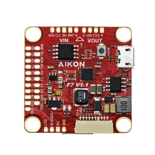 Aikon F7 w/OSD 30x30 Flight Controller
