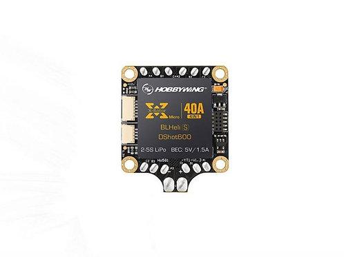 Hobbywing XRotor Micro 40A 4 in1 BLHeli-S ESC