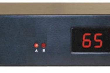 Video Modulator feeds door video images to TVs & computer monitors. FREE SHIP