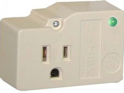 Surge protector for one electrical device. Great for multi-handset cordlesses