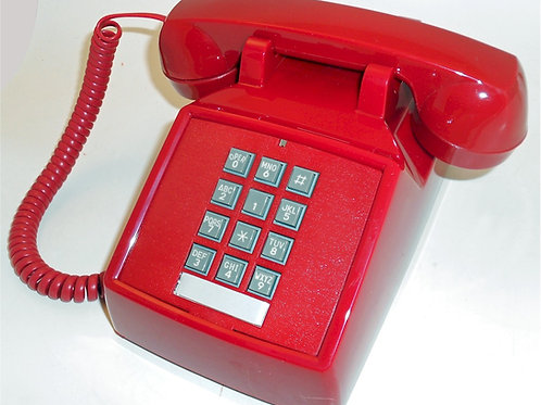 WACKY PHONE looks wacky but works normally. Ours alone. FREE SHIPPING in USA.
