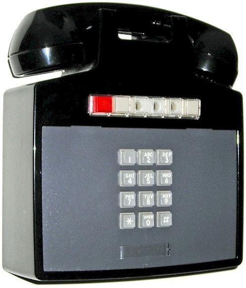 "ATT 2851 ""cuckoo clock"" style 5-line touch-tone wall phone. FREE SHIP."
