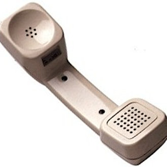 """K"" style handset for ComKey 416 and other phones. FREE SHIP"