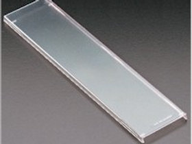 Snap-on clear plastic cover for 66M blocks. FREE SHIP