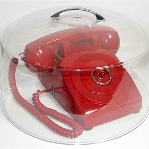 BatPhone dome. Low price when ordered with a phone. FREE SHIP