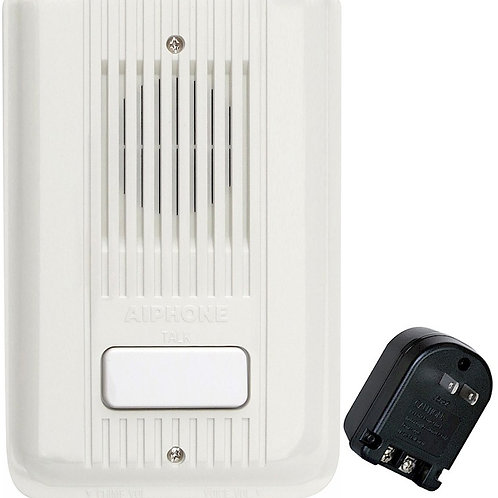 Add-on indoor intercom speaker with power transformer. FREE SHIP