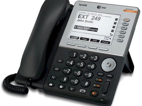 ATT Syn248 Deluxe speakerphone. FREE shipping in the USA.