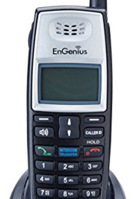 Add-on cordless handset & charger for EnGenius FreeStyl 1 system. FREE SHIPPING.