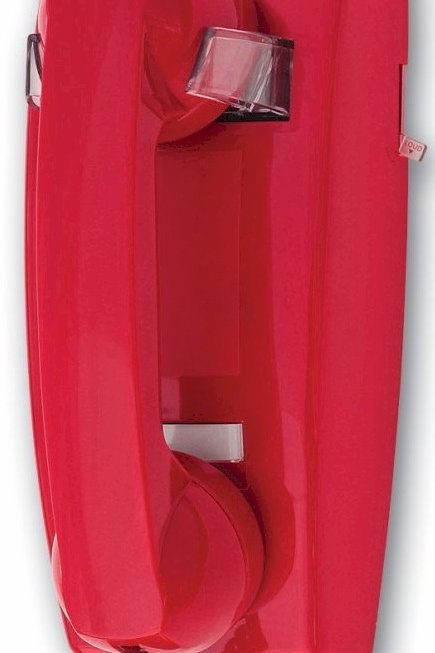 No-dial wall phone. 3 Colors. FREE SHIP