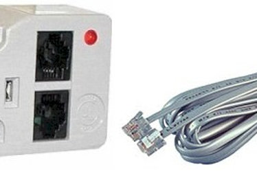 Surge Protector Set for power and one phone line. FREE SHIPPING