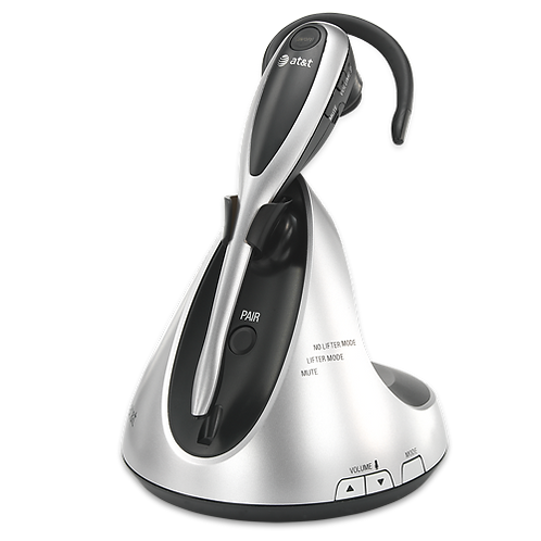 AT&T SynJ DECT 6.0 add-on cordless headset. Eligible for FREE SHIPPING in the US