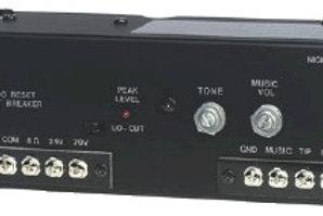 15-watt wall-mountable paging amplifier. FREE SHIP