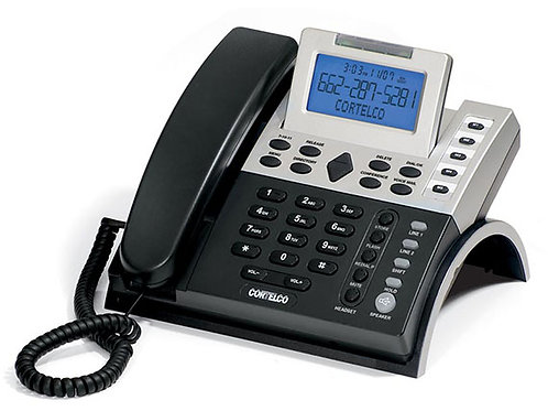 Deluxe Trilingual 1-Line Speakerphone with VoiceMail indication, FREE SHIPPING