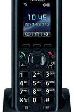 Panasonic KX-TCA385 Ruggedized DECT Multi-Cell Wireless/Cordless Phone