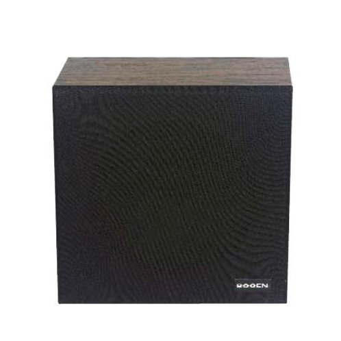 Paging speaker in wall baffle with volume control. FREE SHIP