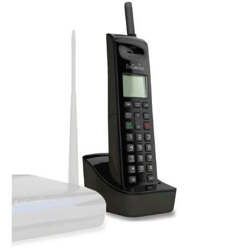 Add-on cordless handset & charger for EnGenius FreeStyl 2 system. FREE SHIPPING.