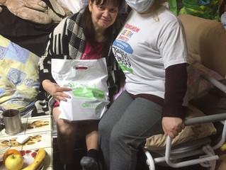 Благотворительная акция «К Международному дню инвалидов»