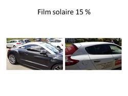 film solaire automobile