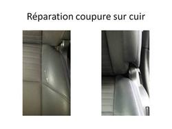 Réparation coupure simili