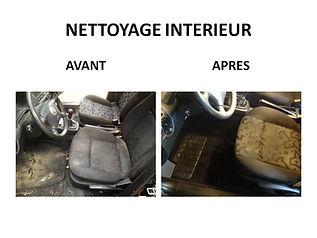 nettoyage automobile interieur brest,morlaix chateaulin