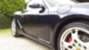 préparation néttoyage automobile