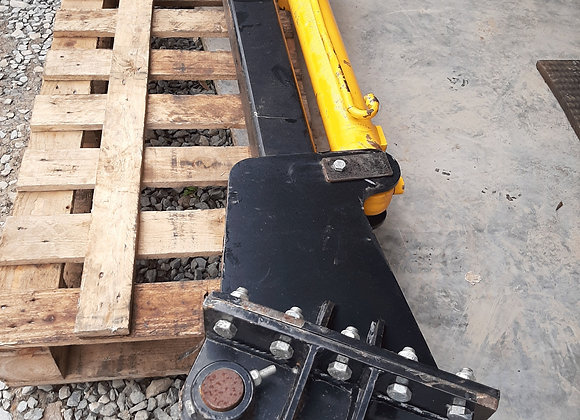 Extension arm with 4' grader bucket suit 4-8T digger