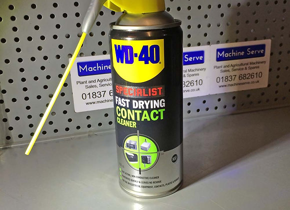 WD-40 Electrical Cleaner