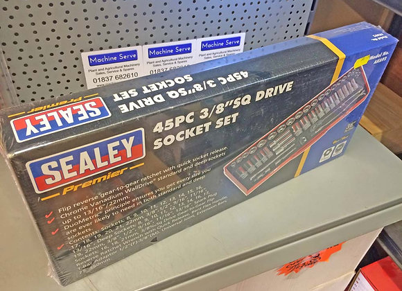 Sealey Socket set 3/8