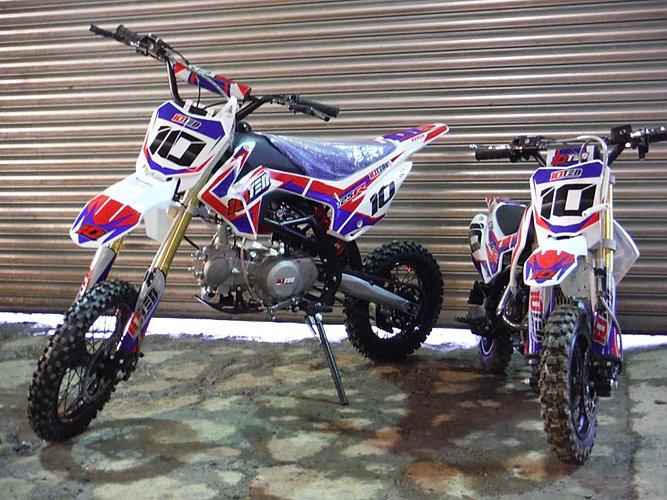 Dirt Pit Bike Mx125r