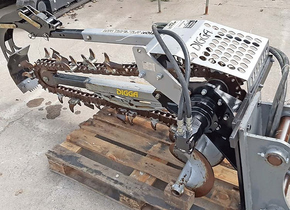 Digga Hydrive 1.2M trencher